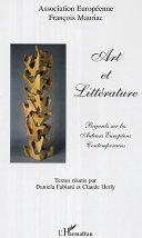 Art et littérature Pdf