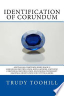 Identification of Corundum
