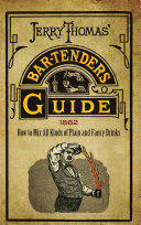 Pdf Jerry Thomas' Bartenders Guide