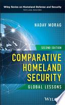 Comparative Homeland Security Book