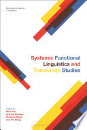 Systemic Functional Linguistics and Translation Studies