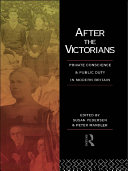 After the Victorians
