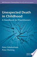Unexpected Death in Childhood Book