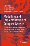Pdf Modelling and Implementation of Complex Systems Telecharger