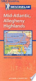 Mid-Atlantic, Allegheny Highlands