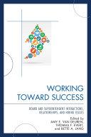 Working Toward Success