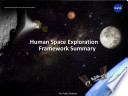 Human Space Exploration Framework Summary Book