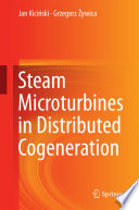 Steam Microturbines in Distributed Cogeneration Book