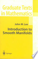 Introduction to Smooth Manifolds by John M. Lee,John Michael Lee PDF