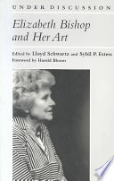 Elizabeth Bishop and Her Art Pdf/ePub eBook