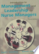 """Introduction to Management and Leadership for Nurse Managers"" by Russell C. Swansburg, Richard J. Swansburg"