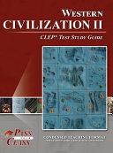 Western Civilization II CLEP Test Study Guide