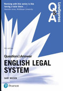 Law Express Question and Answer