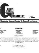 Indian Journal of Gerontology
