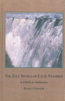 The Zulu Novels Of C L S Nyembezi