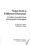 Notes from a different drummer