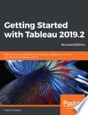Getting Started With Tableau 2019 2