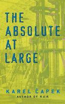 The Absolute at Large Pdf/ePub eBook