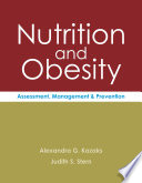 Nutrition and Obesity Book
