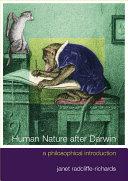 Human Nature After Darwin