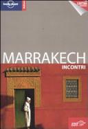 Guida Turistica Marrakech. Con cartina Immagine Copertina