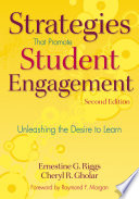 Strategies That Promote Student Engagement