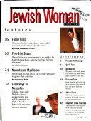 Jewish Woman Magazine ebook