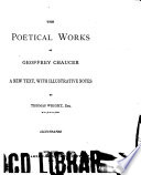 The Poetical Works of Geoffrey Chaucer