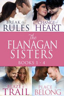 The Flanagan Sisters (Books 1-4) Omnibus