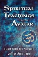 Spiritual Teachings of the Avatar ebook