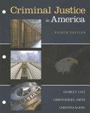 Criminal Justice in America   Mindtap Criminal Justice  1 term Access