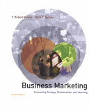 Cover of Business Marketing