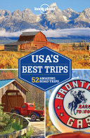 Lonely Planet USA's Best Trips