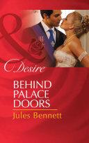 Behind Palace Doors  Mills   Boon Desire