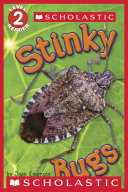 Pdf Scholastic Reader Level 2: Stinky Bugs Telecharger