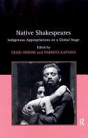 Pdf Native Shakespeares Telecharger