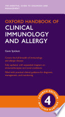 Oxford Handbook Of Clinical Immunology And Allergy Book PDF
