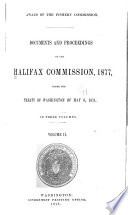 Award of the Fishery Commission