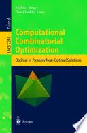 Computational Combinatorial Optimization