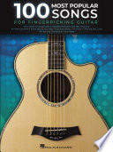 100 Most Popular Songs for Fingerpicking Guitar