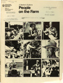 A Teacher s Guide to People on the Farm