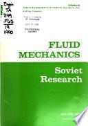 Fluid Mechanics: Soviet Research