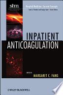 Inpatient Anticoagulation