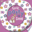 Girls  Potty Time Book