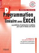 Programmation linéaire avec Excel