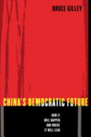 China's Democratic Future