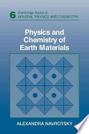 Physics And Chemistry Of Earth Materials Book PDF