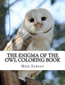 Pdf The Enigma of the Owl Coloring Book