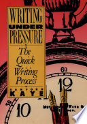 Writing Under Pressure Book