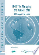 IT4ITTM for Managing the Business of IT - A Management Guide